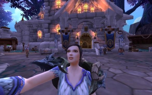 Queen of the Garrison. All hail!