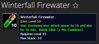 Winterfall Firewater