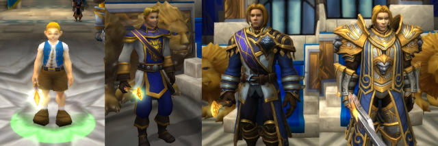 Anduin Glo Up