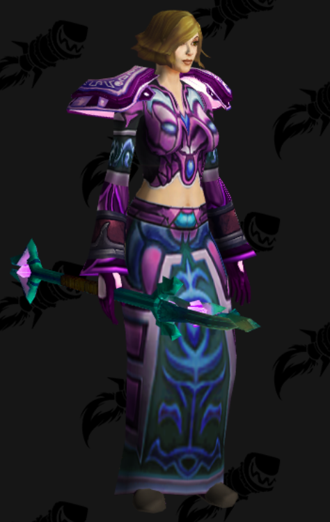 all class cloth mage