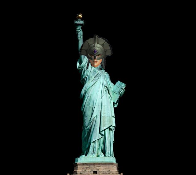 Statue of Hunter