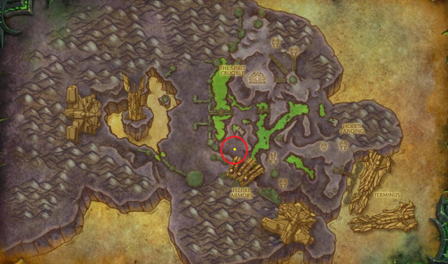 Worldsplitter Skuul - NPC - World of Warcraft