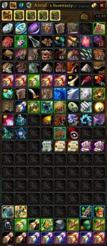 annah inventory