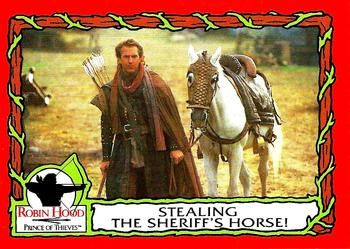 stealing the horse