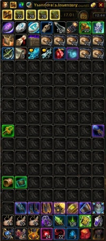 ysanndra inventory