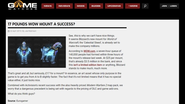 mount crit